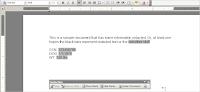 redaction image