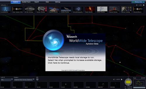world-telescope