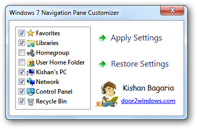 explorer-pane-customizer