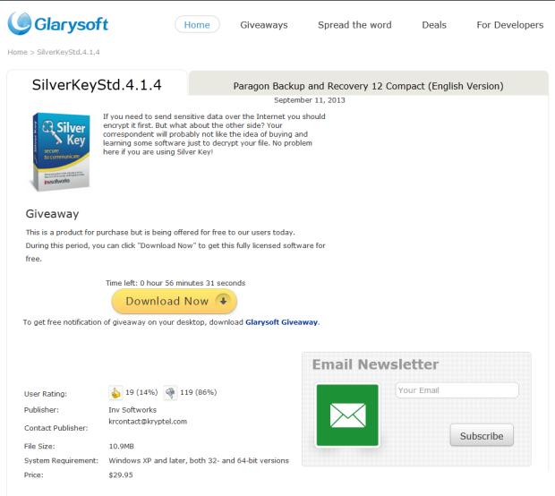 glarysoft-giveaway