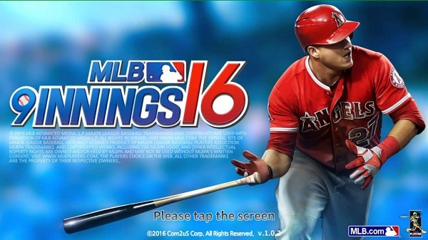 MLB 9 Innings _ Com2uS